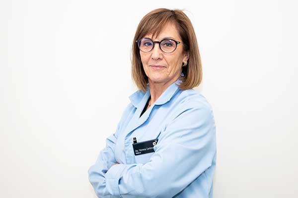 Filomena Cardoso, Dra.