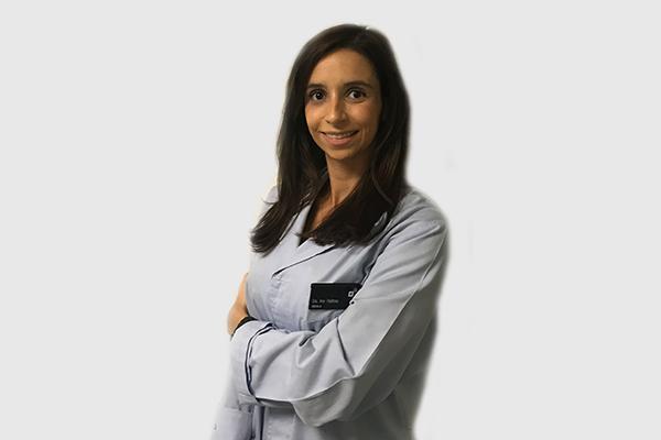 Ana Pedrosa, Prof. Dra.