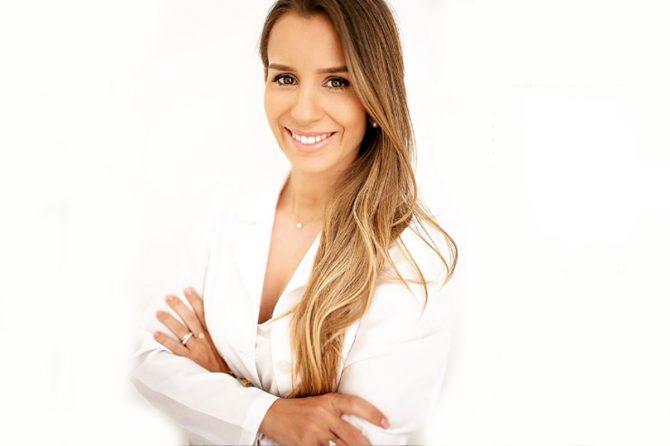 Dra. Marta Duarte especialista em Medicina Estética na Clínica do Dragão